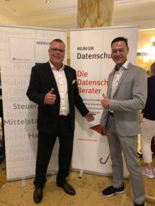 Andreas Hermanutz und Dirk Munker